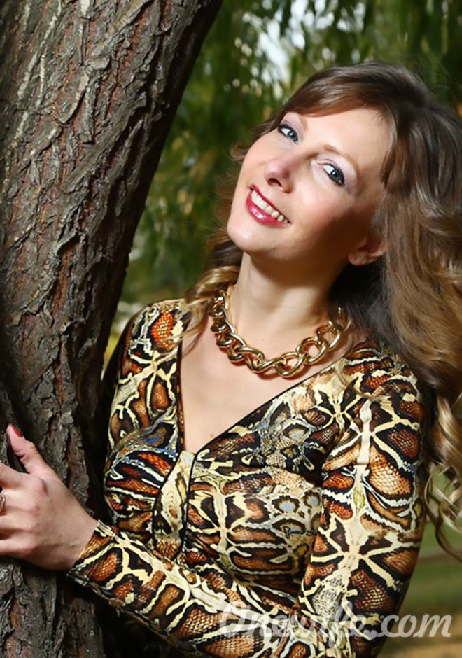 Russian bride Elena from Moscow