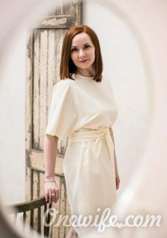 Russian bride Evgenia from Saint Petersburg