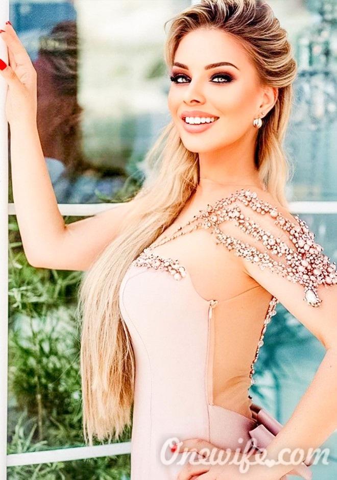 Russian bride Irina from Odesa