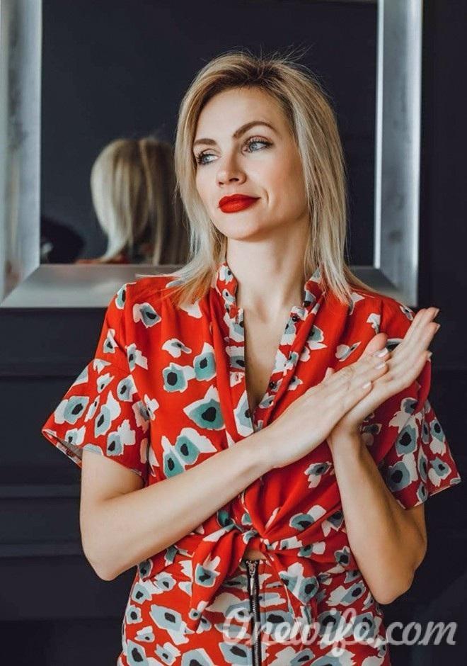 Russian bride Elena from Hrodna