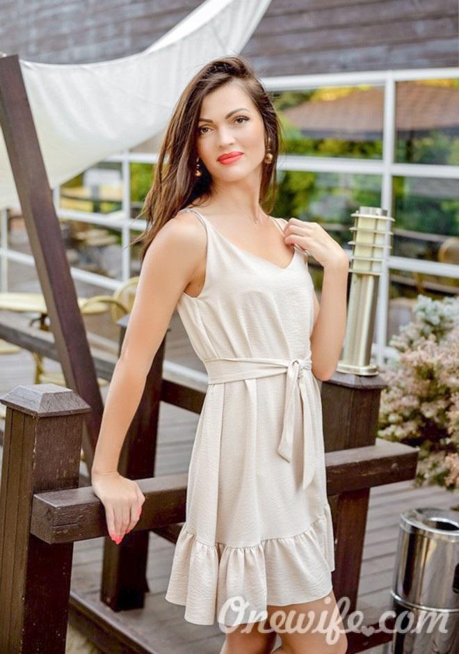 Russian bride Anastasiya from Sevastopol