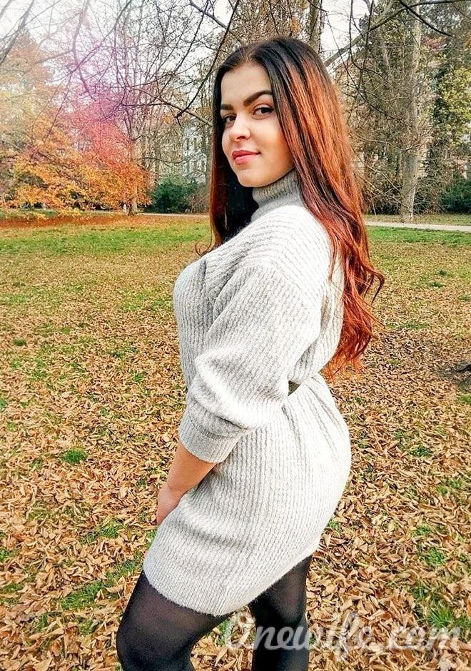 Russian bride Karina from Lanskroun