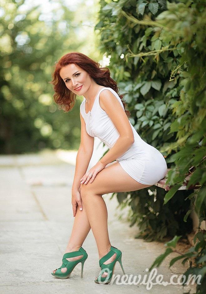 Russian bride Irina from Nikolayev