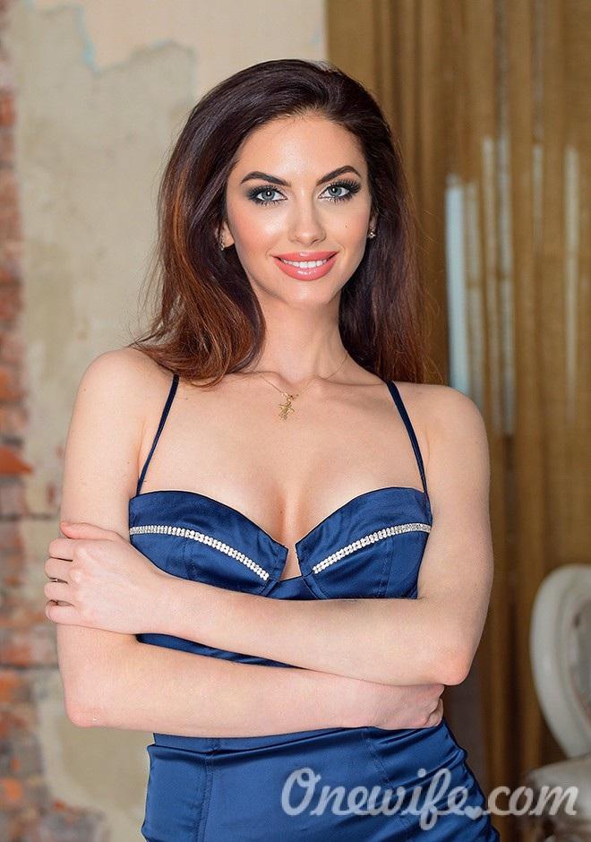 Russian bride Svetlana from Kharkov