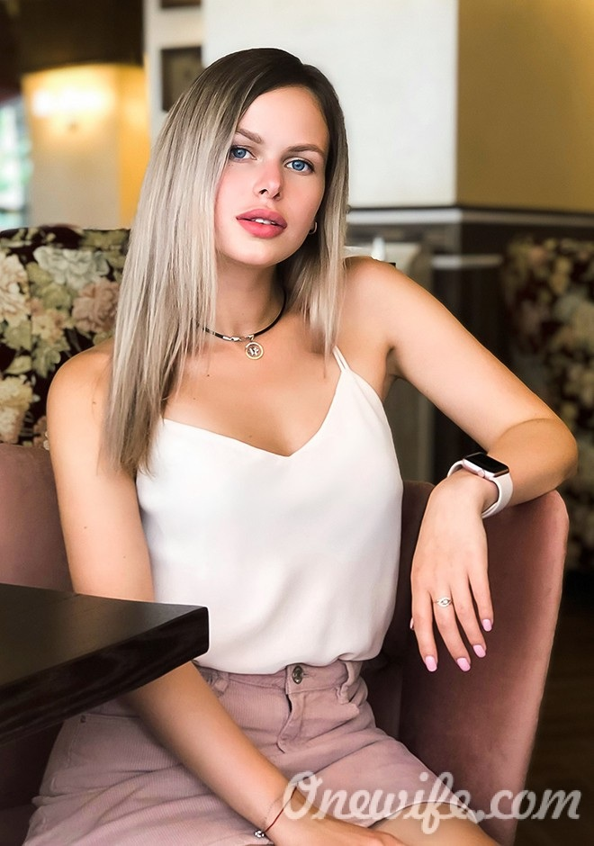 Russian bride Ekaterina from Kharkiv