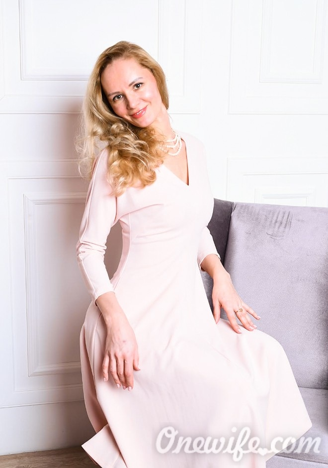 Russian bride Maria from Moscow