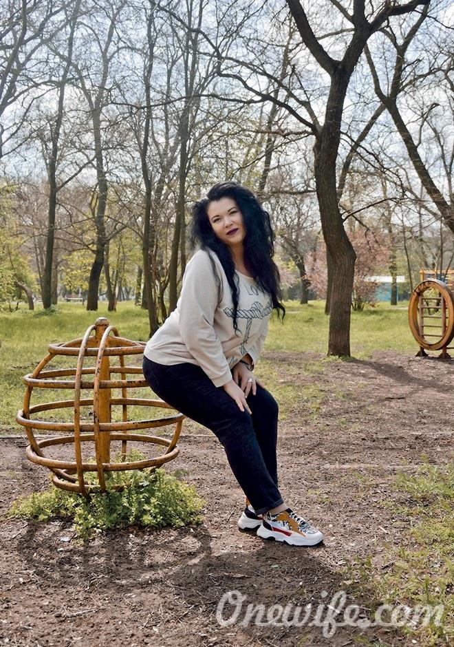 Russian bride Marianna from Kherson