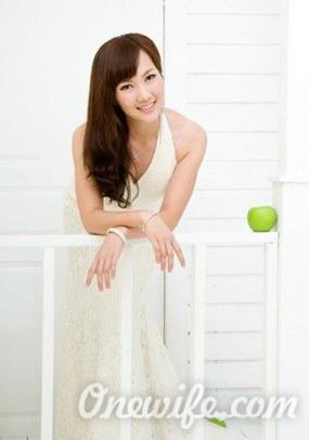 Russian bride Shujie (Jie) from Nanning