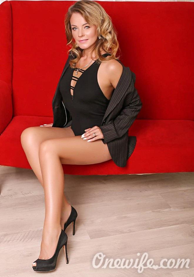 Single girl Nataliia 37 years old