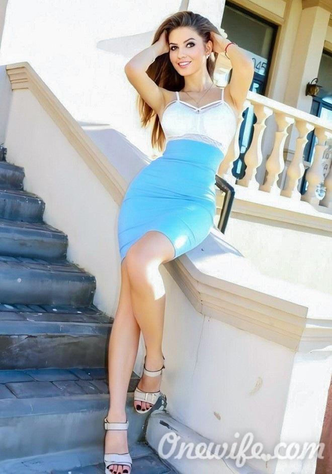 Single girl Kristina 25 years old