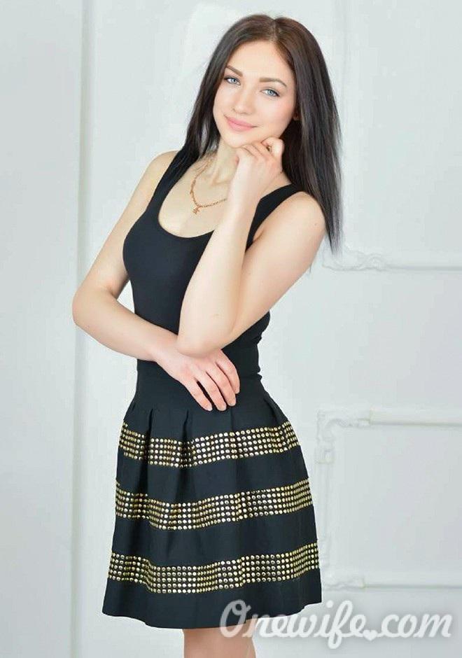 Single girl Alyona 23 years old