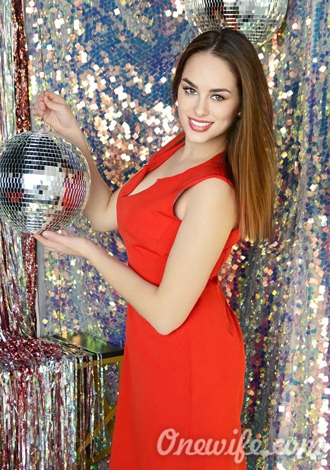 Single girl Kateryna 23 years old