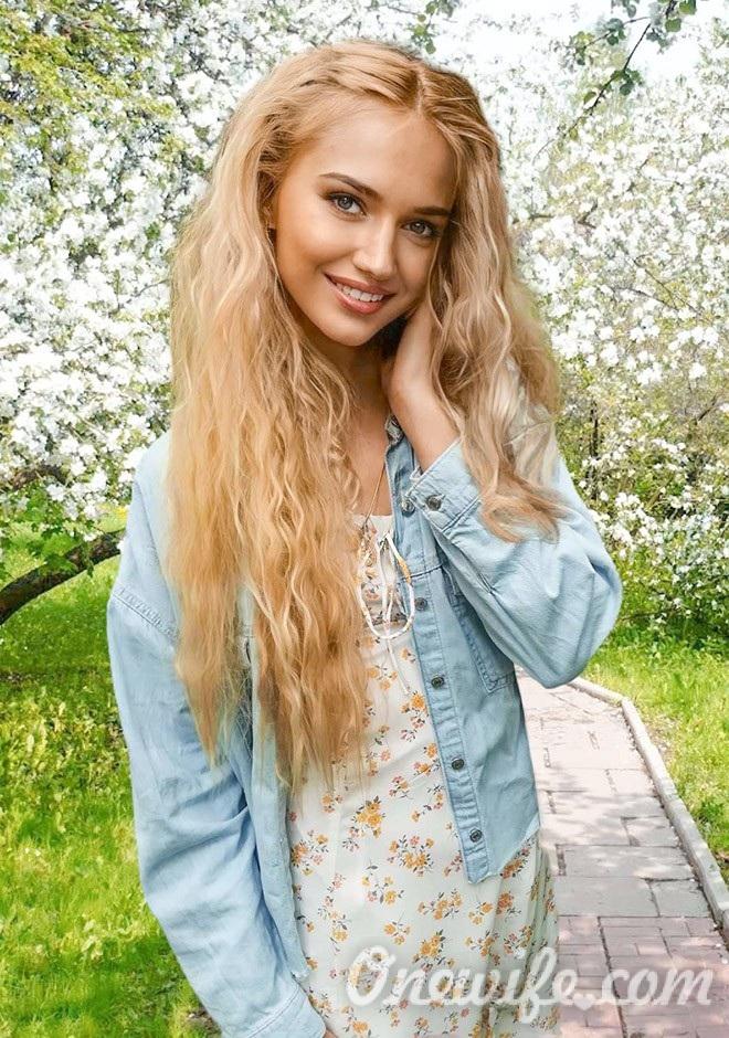 Russian bride Aleksandra from Odesa