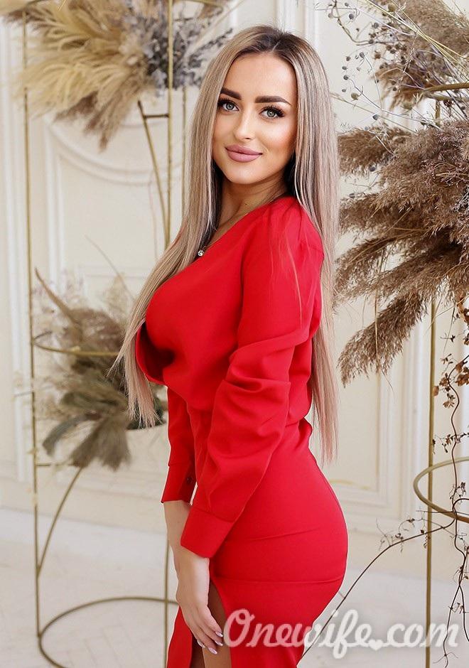 Russian bride Lyubov from Korostyshev