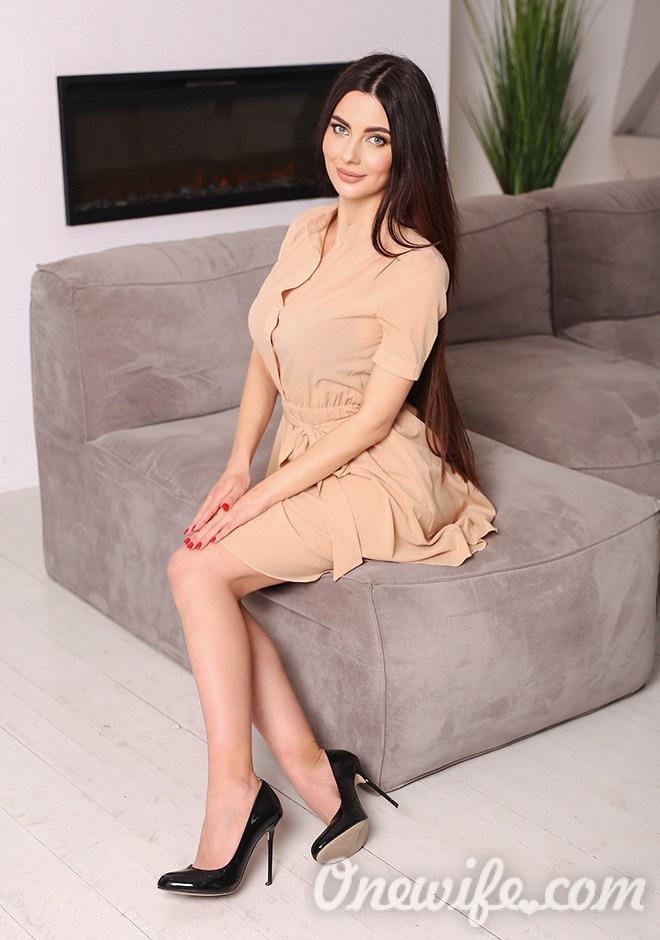 Russian bride Lyudmila from Kiev