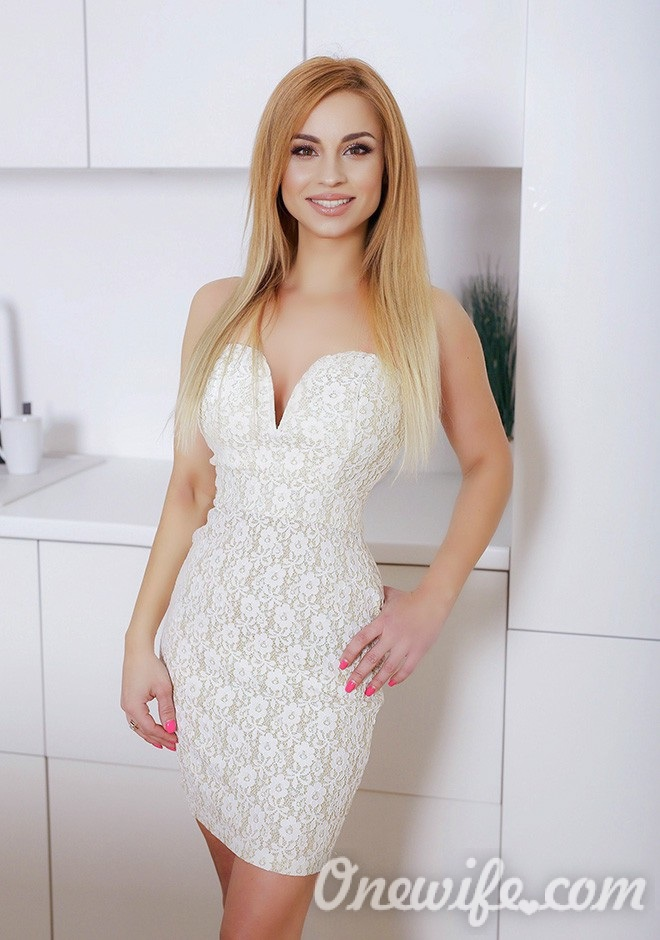Russian bride Marina from Kiev
