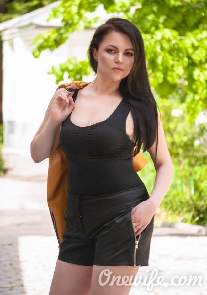 Single girl Irina 35 years old