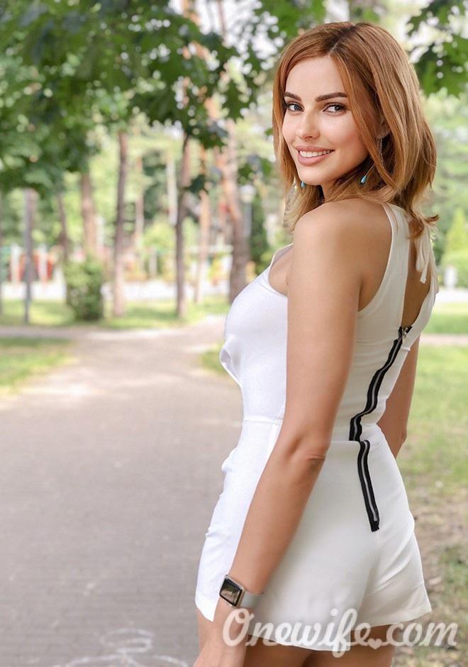 Russian bride Svetlana from Kiev
