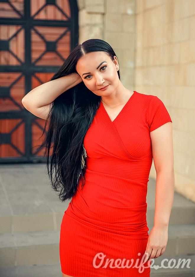 Single girl Evgenia 36 years old