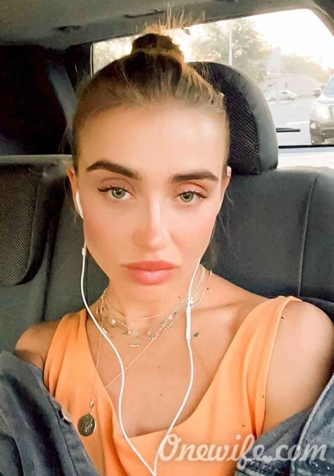 Single girl Yuliana 29 years old